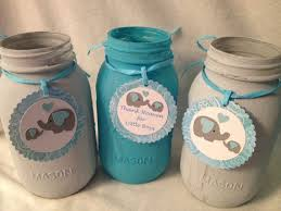 jar centerpieces for baby shower best 25 elephant centerpieces ideas on baby shower