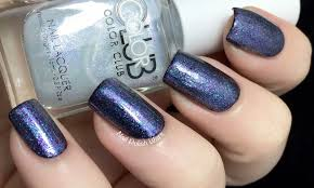 nail polish wars color club made in new york collection swatch