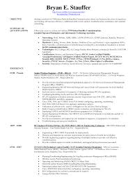Resume Qualifications Example by Executive Resume Examples