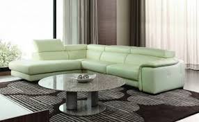Lime Green Sectional Sofa Sectional Sofas Modern Leather Sectional Sofa With