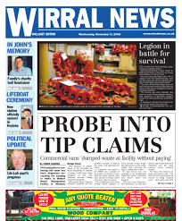 wirral news wallasey edition by merseyside weeklies v1s1ter issuu