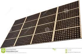 solar panels clipart solar power panel isolated on white background stock image image