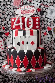 40th las vegas casino birthday party birthday party ideas u0026 themes
