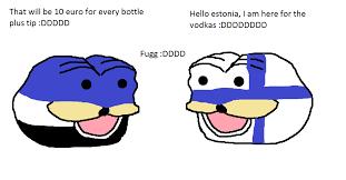 Suomi Memes - vodkas and estonia ddddd spurdo spärde know your meme