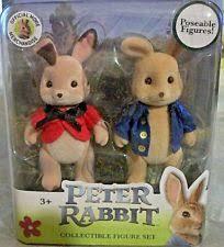 rabbit merchandise rabbit figure poseable garden 12pc set official