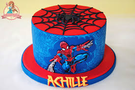 the amazing spiderman cake cakecentral com