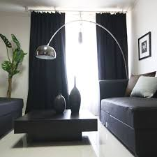 Black Curtains Bedroom Black Blackout Curtains Home Design Ideas And Pictures