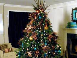 Best Way To Decorate A Christmas Tree 23 Best Peacock Images On Pinterest Peacock Christmas Tree