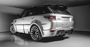 land rover sport custom 2016 range rover sport san marino onyx concept