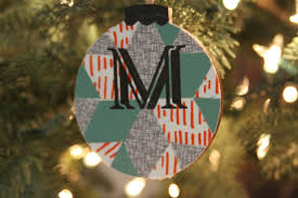 quilted ornament diy everyday magazine