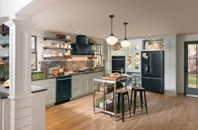do white cabinets go with black appliances 12 gorgeous slate appliances with white cabinets ideas for