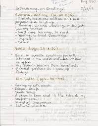 Csudh Map Advanced Composition Literacy Autobiography Project