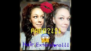 free hair extensions free hair extensions review jenloves makeup