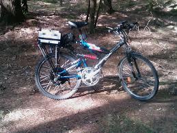 fabriquer son porte velo transformer son vélo personnel en vélo électrique