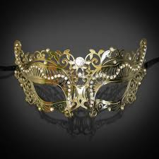 gold masquerade mask princess costume mask gold masquerade mask m7170g