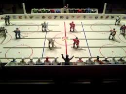 Table Top Hockey Game Game On Hockey Rules Wayne Gretzky Nhl All Star Table Hockey