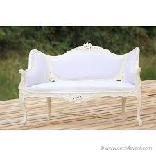 2er sofa weiãÿ 2er sofa barock weiß mieten 125 00