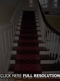 contemporary stair runner rugs on home interior design with small