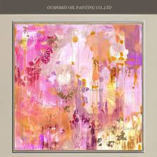 compare prices on pink landscape painting online shopping buy low