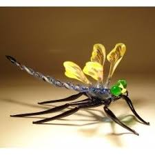 18 best glass insects images on figurine insects and bugs
