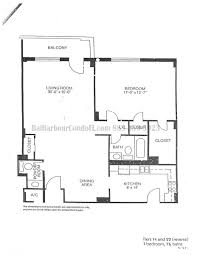 Garden State Plaza Floor Plan The Plaza Condo Bal Harbour The Plaza Condos For Sale 10185