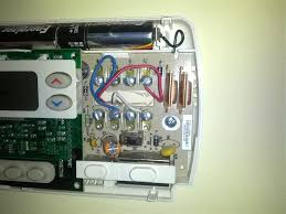 white rodgers wiring white rodgers programmable thermostat wiring