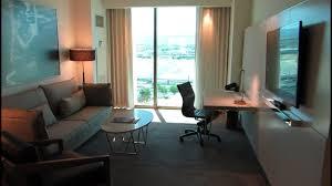 2 bedroom suite delano las vegas youtube