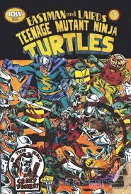 teenage mutant ninja turtles color classics 3 idw publishing