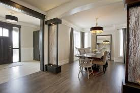 Dining Room Columns Screen Room Divider Dining Room Transitional With Accent Lighting