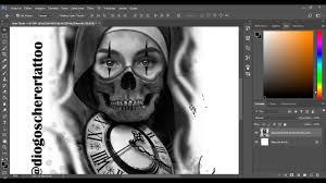 Famosos Edição de imagem montagem desenho mesa digitalizadora wacom intuos  #QF16
