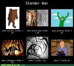 Meme Slender Man - poor slenderman meme by ensigmus memedroid