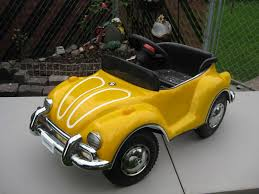 volkswagen yellow car vehicle retro thesamba com accessories memorabilia toys view topic bug