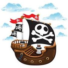 piratenzimmer wandgestaltung pirate room wandtattoo piratenschiff piraten aufkleber