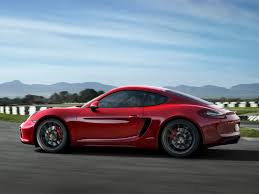 Porsche Boxster New Model - porsche boxster and cayman will get 4 cylinder turbo engines in 2016