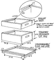 How To Make A Top Bar Beehive Beehive Frame Plans Frame Decorations
