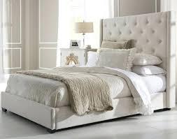 bed beige headboard curved headboard headboard cushion panel