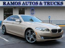 bmw 5 series for sale used used bmw for sale near buford atlanta springs ga