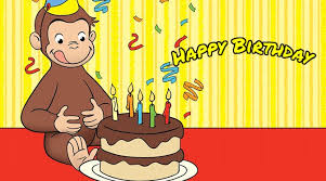 ecards free birthday free curious george birthday ecards curious george birthday