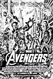 free coloring page coloring movie avengers coloring picture based