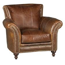 classic chair classic traditional brown leather chair butler rc willey