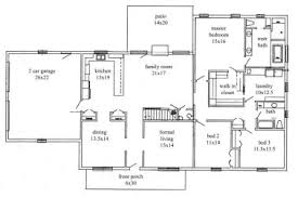 ranch style floor plans 2 open ranch style house plans contemporary modern ranch modern
