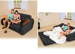 sofa bed with inflatable mattress nice air mattress sleeper sofa