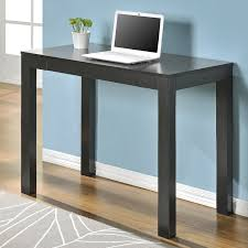 Espresso Secretary Desk by Altra Parsons Desk With Drawer Espresso Hayneedle