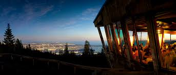 vancouver thanksgiving dinner the observatory restaurant news grouse mountain the peak of