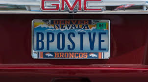 Illinois Vanity License Plates Nevada Drivers Love Their Vanity Plates U2013 Las Vegas Review Journal