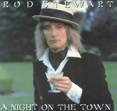 town photo albums a on the town by rod stewart album pop rock reviews