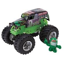 rc monster trucks grave digger superhero monster trucks green lantern monster truck by kimba207