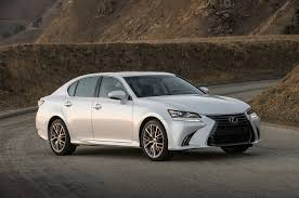 lexus gs 350 tire size lexus gs reviews research used models motor trend