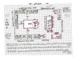 enchanting restaurant kitchen layout including autocad design