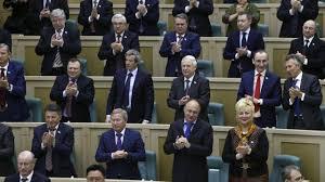 chambre haute la chambre haute du parlement russe vote l annexion